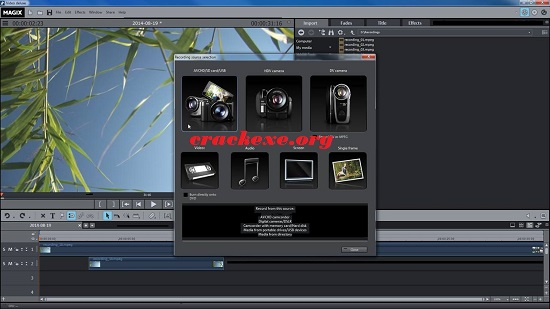 MAGIX Movie Edit Pro 2020 Premium 19.0.1.18 Crack With Serial Number