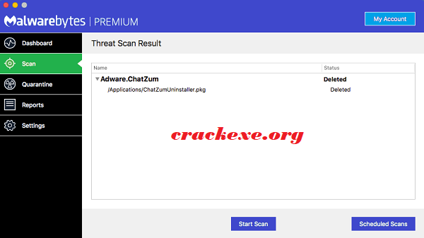 Malwarebytes 3.8.3.2965 Crack With License Key 2019 Free Download