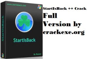 StartIsBack ++ 2.8.8 Crack Full Version Free Download
