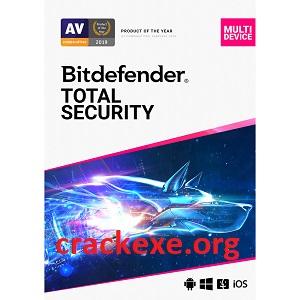 Bitdefender Total Security 2021 Crack With Registration Code