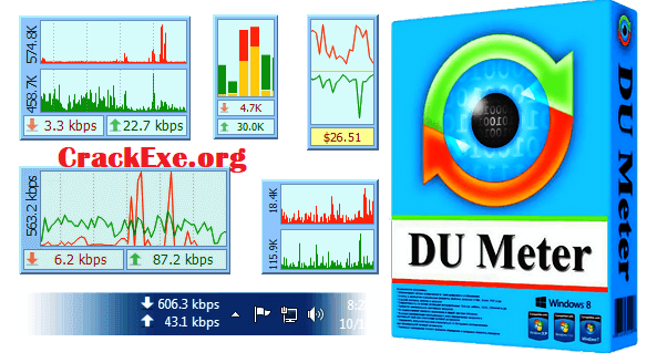 DU Meter 7.30 Crack With Serial Number 2020 [Latest]