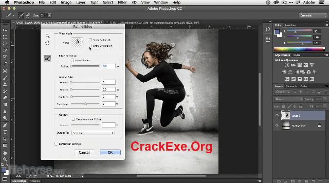 Adobe Photoshop CC 2021 22.5 Crack With Torrent [Latest]