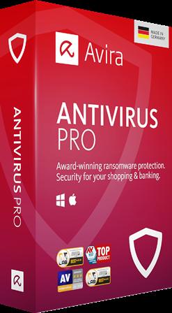 Avira Antivirus Pro 2021 Crack With License Key Download