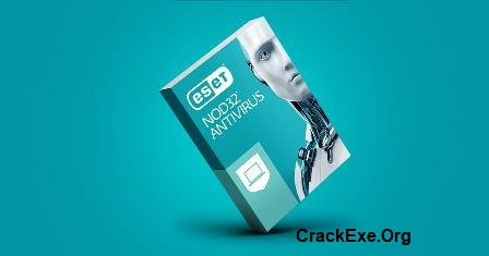 ESET NOD32 Antivirus 13.1.21.0 Crack + License Key (2020)
