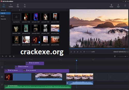 MiniTool MovieMaker 2.7 Crack + Serial Key Free Download [Latest]