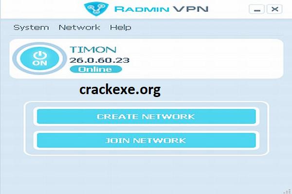 Radmin VPN 1.1.4289.11 Crack + License Key Free Download [Latest]