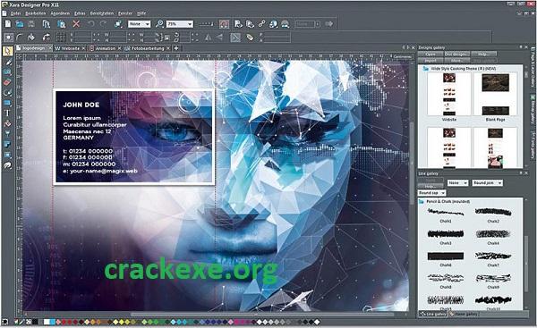 Xara Designer Pro X 21.3.0.62275 Crack With Serial Key 2021 Free