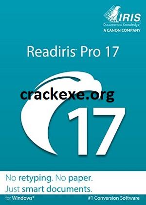 Readiris Pro 17.4.126 Crack With Activation Key 2021 Free