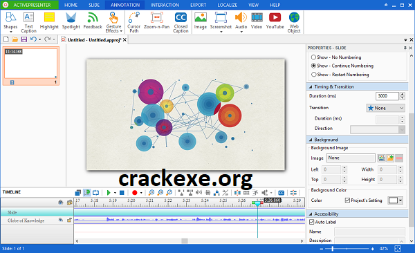 ActivePresenter 8.5.0 Crack With Keygen Free Download [2021]