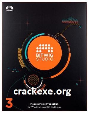 Bitwig Studio 3.3.10 Crack With Product Key 2021 Free