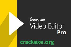Icecream Video Editor Pro 2.55 Crack Plus Key 2021 Free