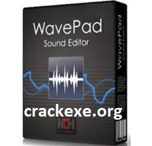 WavePad Sound Editor 12.74 Crack With Serial Key 2021 Free