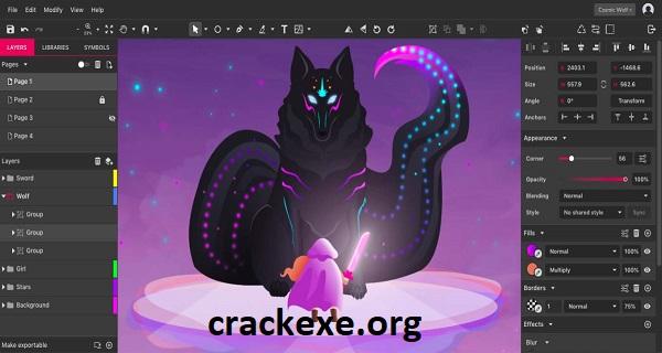 Gravit Designer 3.5.56 Crack Plus Activation Key 2021 Free